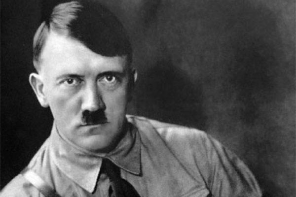 Adolf Hitler (fot. domena publiczna)