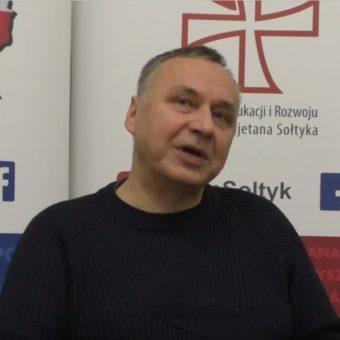 Andrzej Ryba (fot. screen z serwisu Youtube.com)
