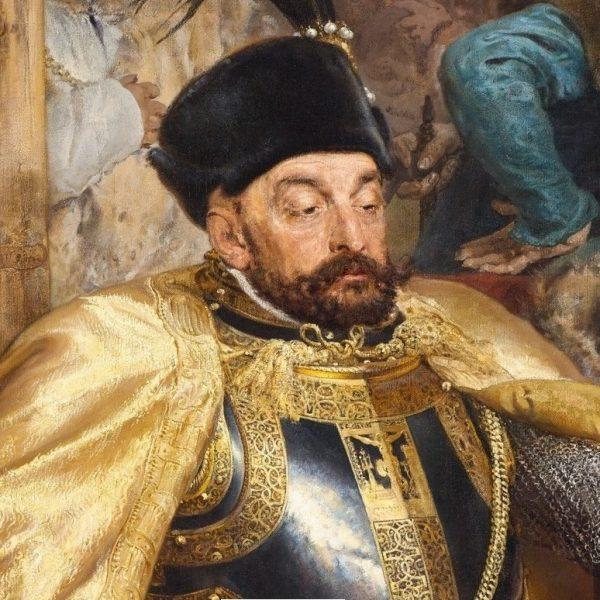 Batory nie zamierzał być królem malowanym. Mazowiecki też (fot. domena publiczna).