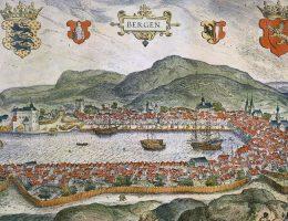 Bergen (fot. domena publiczna)