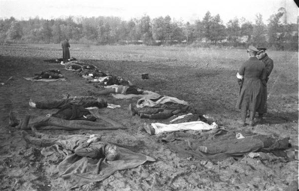 Zbrodnia w Nemmersdorf na długo stała się symbolem barbardzyństwa Armii Czerwonej.
