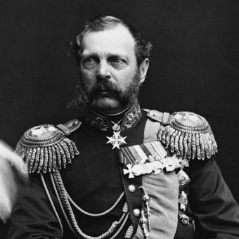 Carowi Aleksandrowi II zdecydowanie nie w smak była postawa Francuzów (fot. domena publiczna)
