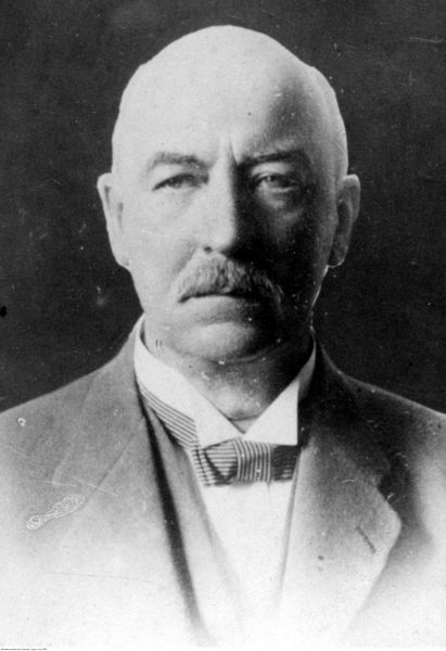 Gabriel Narutowicz. Fotografia potretowa