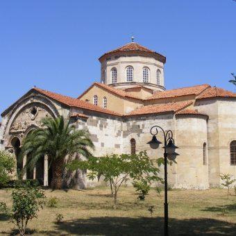 Hagia Sophia w Trapezuncie (fot. Alaexis, lic CCA-SA 3.0)