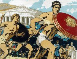 Igrzyska w starożytnej Grecji