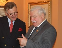 Lech Wałęsa (fot. Bobolus, lic. CCA-SA 3.0)