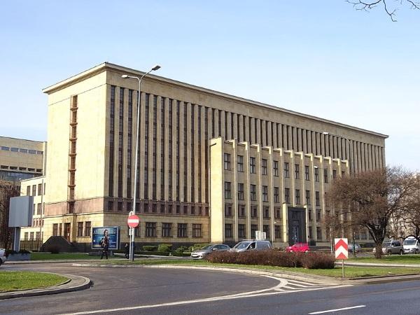 Mury Biblioteki Jagiellońskiej widziały niejedno. W tym akcję protestacyjną przeciwko dalszemu ograniczeniu dostępu do prohibitów (fot. Mach240390. lic. CCA-SA 3.0)
