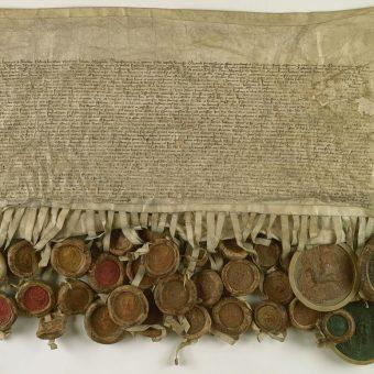 Dokument pokoju toruńskiego