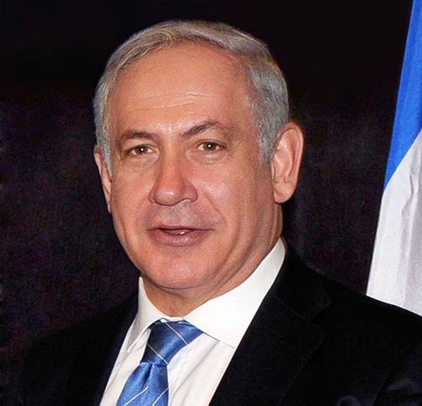 Premier Izraela Benjamin Netanjahu (fot. domena publiczna)