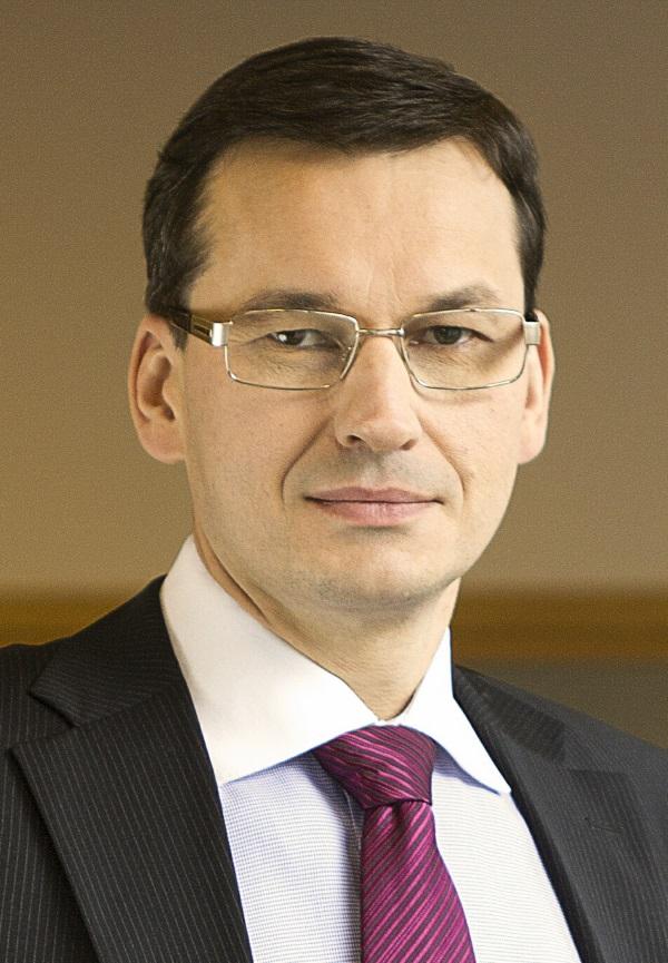 Premier Polski Mateusz Morawiecki (fot. Marek Mytnik, lic. CCA-SA 3.0)