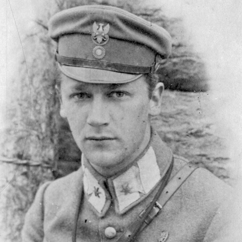 Tadeusz Wyrwa-Furgalski, dowódca IV baonu.