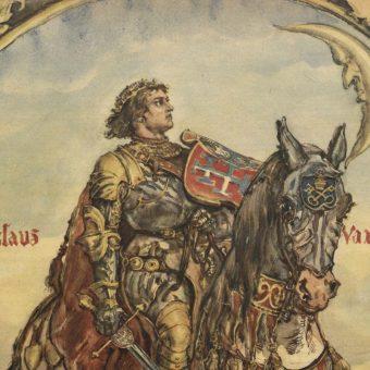Władysław Warneńczyk, Jan Matejko.