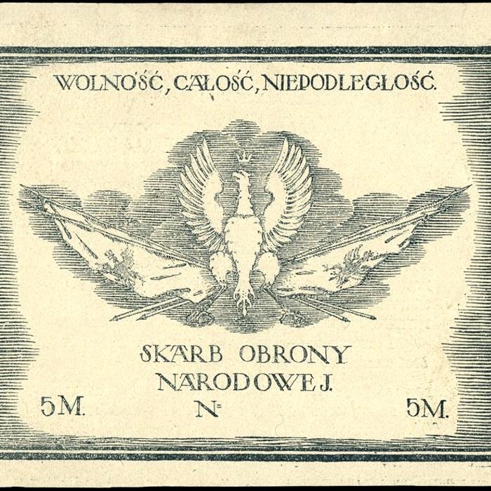 """""""Wolność, całość, niepodległość"""" - hasło propagowane przez Kościuszkę (fot. domena publiczna)"""