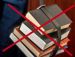 Za komuny istniało coś takiego jak prohibity, jednak książki te nie były zakazane dla wszystkich (fot. stevepb, lic. CC0)