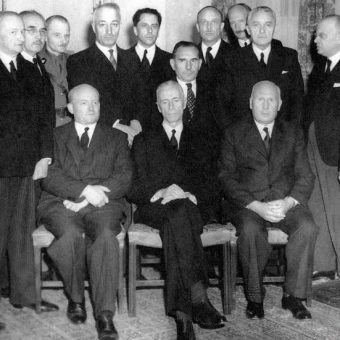 Rząd Stanisława Mikołajczyka nie zdołał zdobyć silnej pozycji w obozie aliantów.