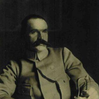 Piłsudski miał wielkie marzenia, gdy wybuchła I wojna światowa.