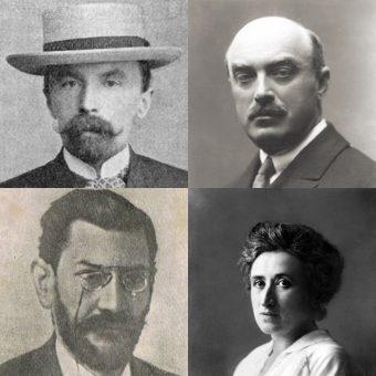 Inteligencja nie była warstwą jednolitą. Jej przedstawicielami byli przedstawiciele najróżniejszych opcji politycznych. Należeli do niej zarówno Marian Zdziechowski, jak i Jan Kucharzewski, Feliks Perl czy Róża Luksemburg.