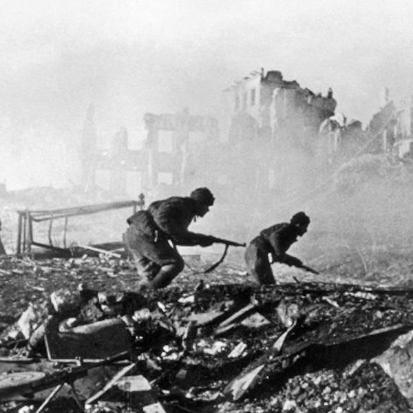 Bitwa pod Stalingradem (fot. domena publiczna).