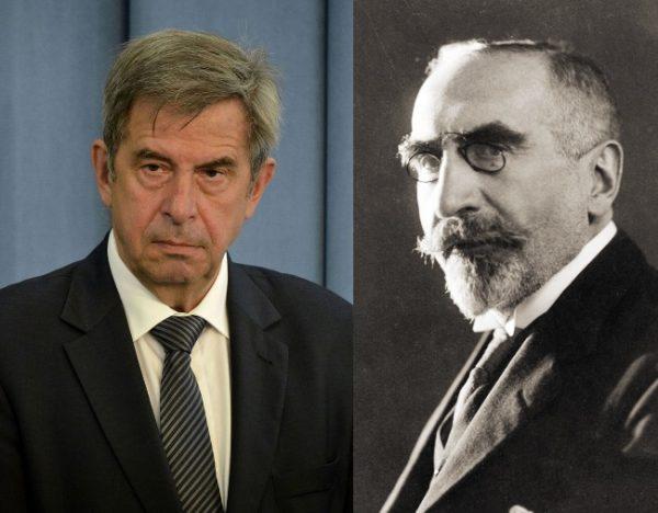 Andrzej Zoll, decydując się na karierę prawniczą, poszedł w ślady przodków, między innymi swojego dziadka, Fryderyka Zolla.