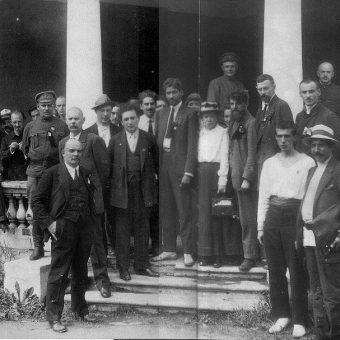 Warunki przyjęcia do nowej organizacji ustalono dopiero na II zjeździe, który odbył się w lipcu 1920 roku w Piotrogrodzie.