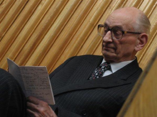 Władysław Bartoszewski także w okresie Polski Ludowej dzielił celę z nazistowskim zbrodniarzem.