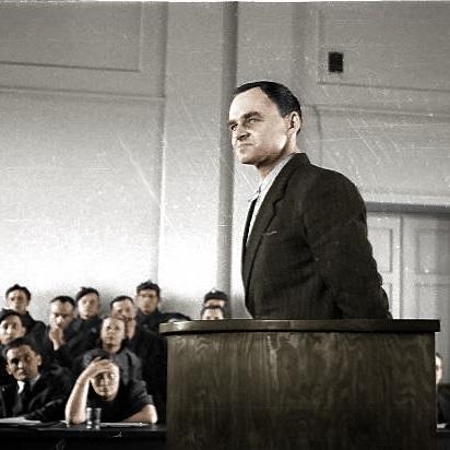 Proces rotmistrza Pileckiego trwał od 3 do 15 marca 1948 roku.