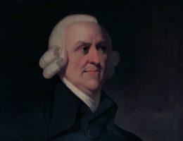 Adam Smith (fot. domena publiczna)