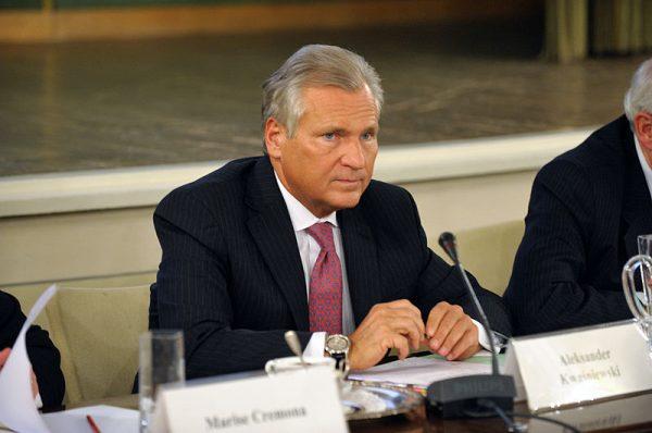 Afera Olina była jednym z pierwszych wyzwań, z jakimi Aleksander Kwaśniewski musiał się zmierzyć jako prezydent RP.
