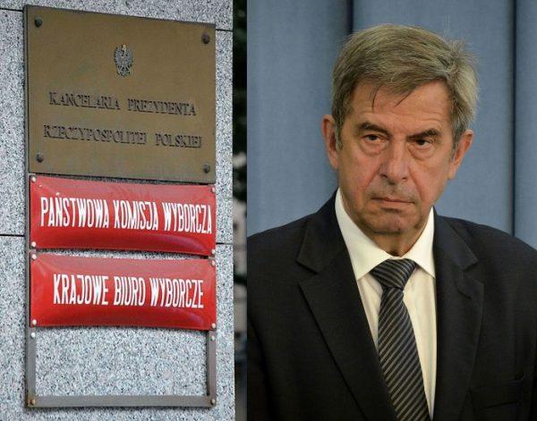 W pierwszej połowie lat 90. Andrzej Zoll zajmował stanowiska najpierw w Państwowej Komisji Wyborczej, a następnie w Trybunale Konstytucyjnym.