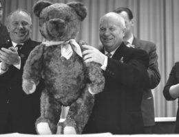 Chruszczow namieszał swoim słynnym referatem w głowach wielu partyjniaków (fot. Bundesarchiv, Bild 183-B0118-0010-027, lic. CC-BY-SA)