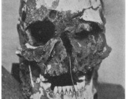 Człowiek z Cheddar (fot. domena publiczna)