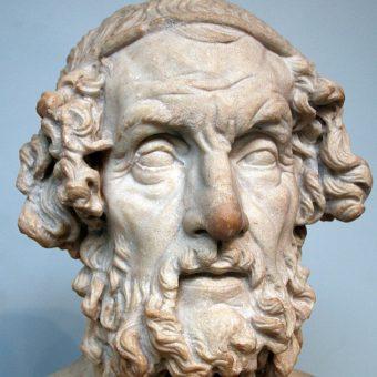 Czy Homer odgapił swoje opowieści od Babilończyków (fot. domena publiczna)