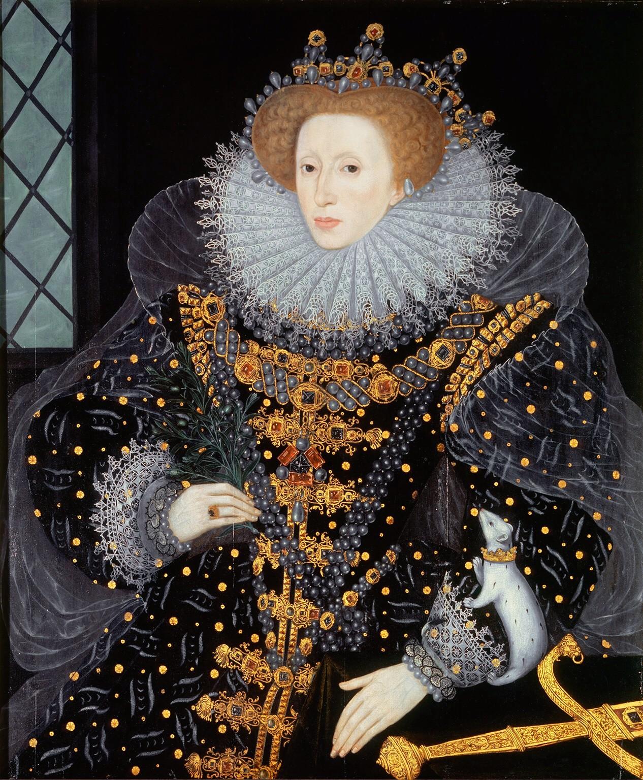 Królowa Elżbieta zawsze miała coś słodkiego na podorędziu.