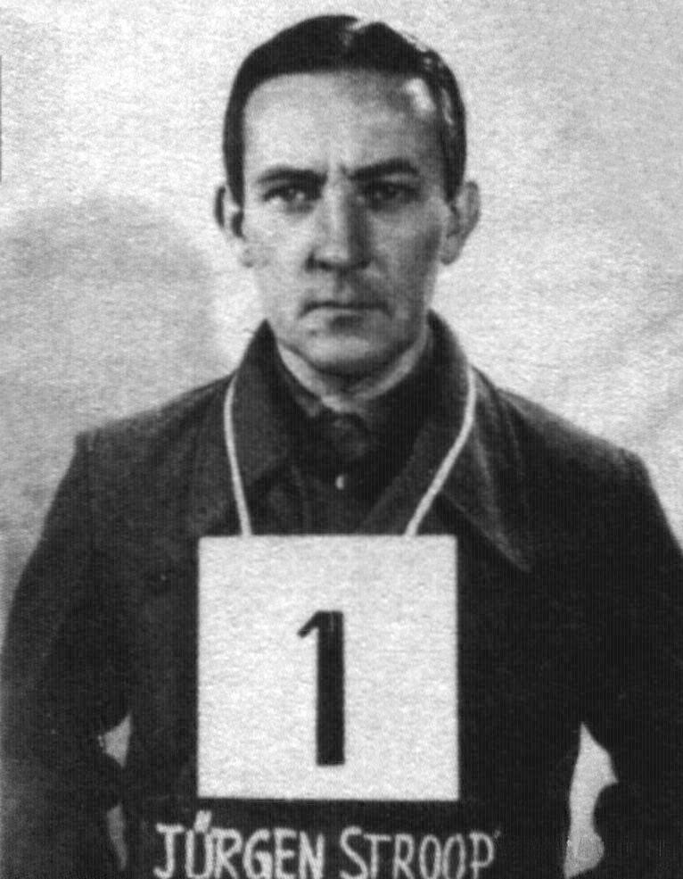 Czy to możliwe, że Moczarski nie spędził ani jednego dnia w celi ze Stroopem?