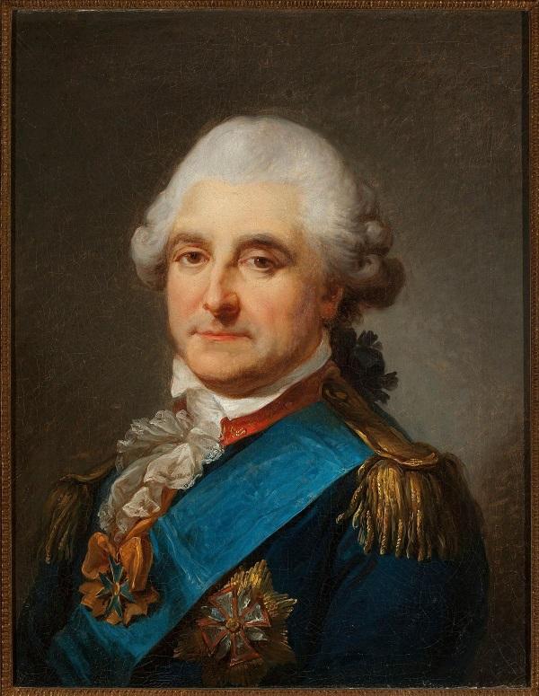 Król Staś, czyli Stanisław August Poniatowski (fot. domena publiczna)