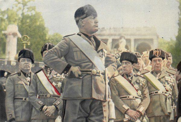 Nawet ideologiczni przeciwnicy komunistów, tacy jak Mussolini, przedkładali zyski płynące z handlu z ZSRR ponad mówienie prawdy o tym co działo się na Ukrainie.