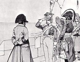 Napoleon i Poniatowski (fot. domena publiczna)