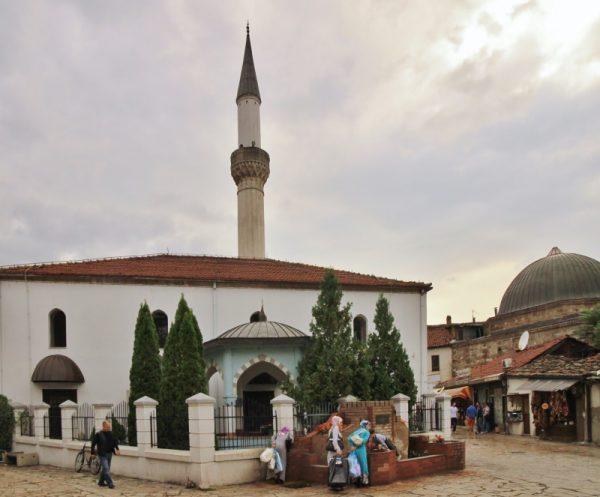 Skopje, Meczet Murata Paszy, czyli naszego Józefa Bema (fot. Marcin Konsek, lic. CCA-SA 4.0)