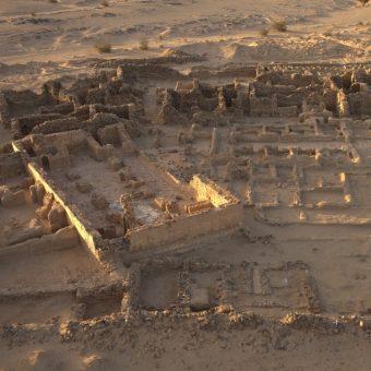 Stanowisko archeologiczne w Ghazali w Sudanie (fot. M. Bogacki, materiały prasowe CAŚ UW)