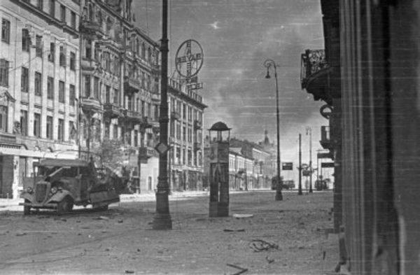 KWP nie zaprzestało działalności także w trakcie powstania warszawskiego.