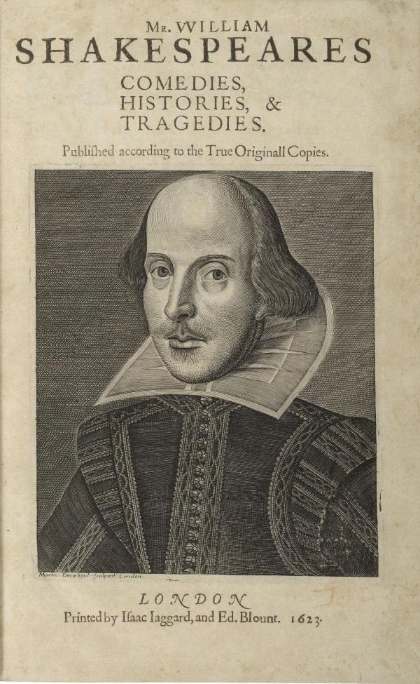 Wiliam Szekspir (fot. domena publiczna)
