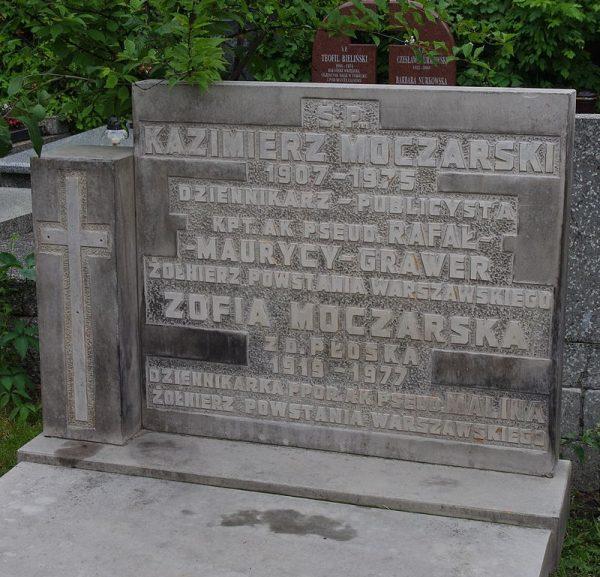 """Kazimierz Moczarski nie doczekał pierwszego książkowego wydania """"Rozmów z katem"""". Zmarł w 1975 roku."""