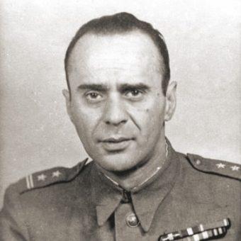 Jednym z dręczycieli Moczarskiego był zbrodniarz stalinowski, Józef Różański.