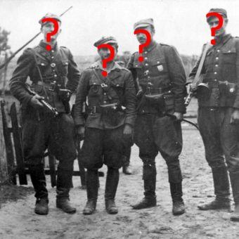 Żołnierze V Wileńskiej Brygady AK (fot. domena publiczna)