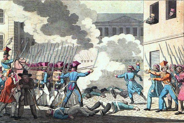 Wybuch powstania przyspieszyła groźba użycia polskich sił do tłumienia powstania belgijskiego.
