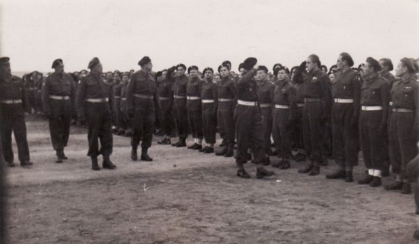 II Korpus Polski generała Andersa stale zwiększał swoją liczebność dzięki napływowi rekrutów... z obcych armii.