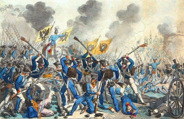 Szturm wojsk rosyjskich na Warszawę rozpoczął się 6 września 1831 roku.