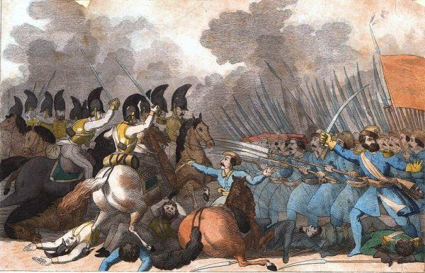 W maju 1831 roku wojna z Rosją weszła w fazę kryzysu.