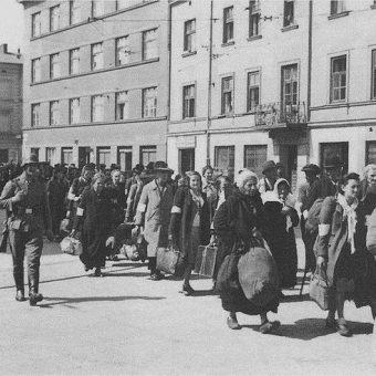 Likwidacja getta krakowskiego zajęła dwa dni. Zakończyła się 14 marca 1943 roku.