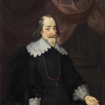 Elektor Bawarii, Maksymilian I, zostal zmuszony przez Francuzów i Szwedów do zerwania sojuszu z Habsburgami.